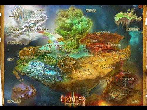 无限狂想 领略《神鬼传奇2》世界巨变