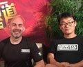 Vainglory亚太地区负责人Taewon yun和CEO Bo daly:中国版满意再发