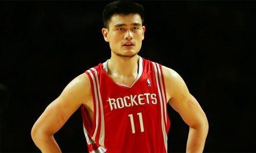 姚明的NBA职业生涯回顾 NBA2K16成为姚明绝唱