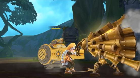 《龙之谷手游》全新版本上线 带上萝莉学者去冒险