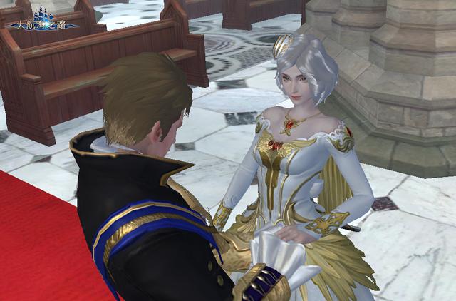 梦幻教堂婚礼 《大航海之路》结婚系统即将开启