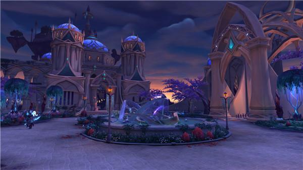 《魔兽世界》暗夜要塞随机难度第三区开放 终于等来大姐姐