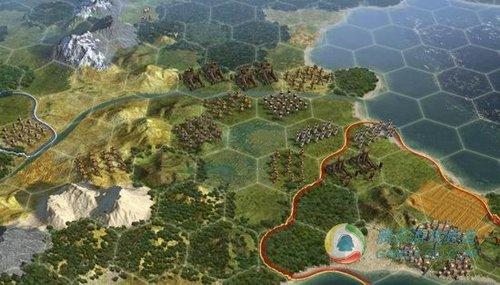 回合策略游戏《文明5》 IGN详细评测