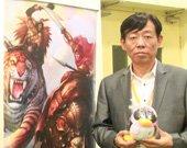 网博会专访麒麟盖延玲 把玩家公认经典延续下去