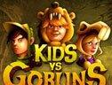 苹果新游Kids vs Goblins《小孩对小怪》
