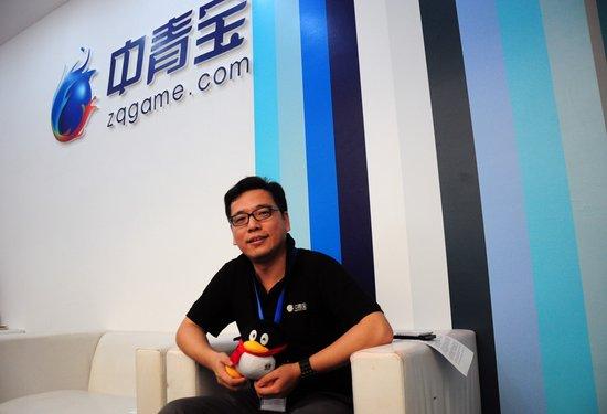 中青宝海外CEO吴鹏:年内推多款红色游戏