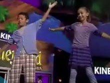 《Kinect迪斯尼乐园》 童话世界大冒险