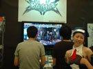 玩家试玩《BLAZBLUE》