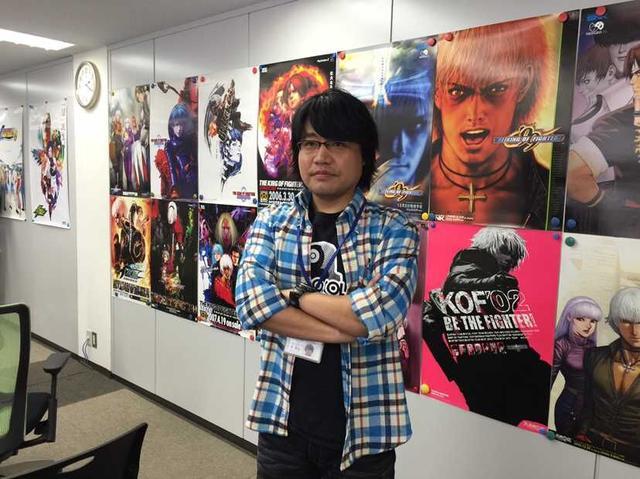 拳皇制作人小田泰之:对拳皇98OL很满意