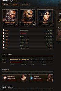 暗黑破坏神3英雄榜功能正式上线