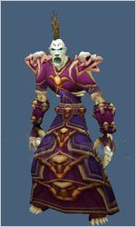 魔兽世界4.3:术士职业套装幻化装备大全
