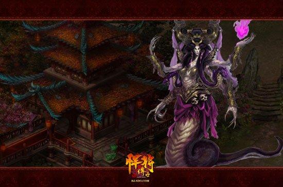 魔兽进村了悍将传世玩家三光扫荡副本