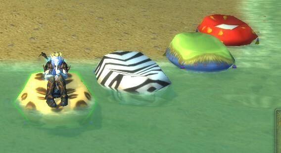 2014冬幕节来啦!快来领新玩具沙发垫!