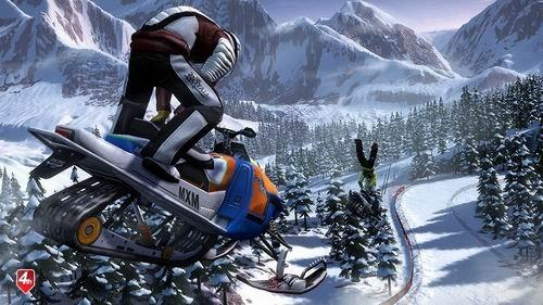 体育运动《冬季运动会2011》试玩