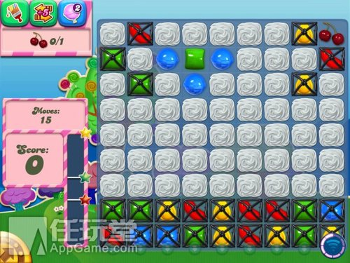 《糖果粉碎传奇》Candy Crush Saga 评测:七彩的糖果七彩的心情