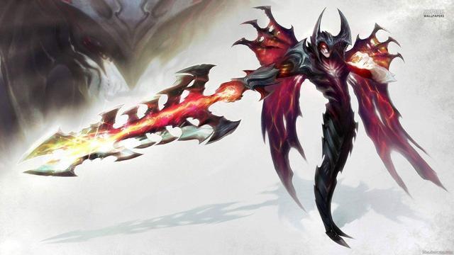 LOL测试服:加里奥大招优化 暗裔剑魔拥有复活特效