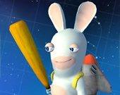 《疯狂兔子:大爆炸》评测:恶搞版地心引力