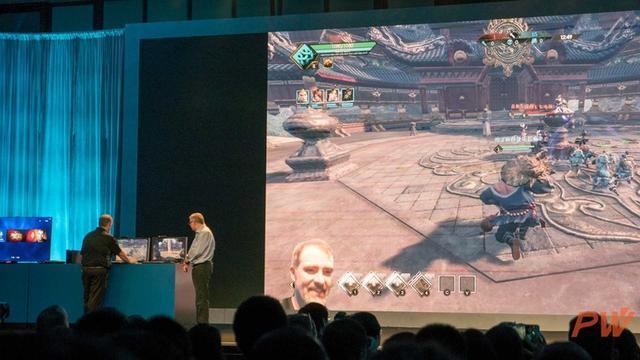 腾讯联合英特尔推出首款TGP客厅游戏主机