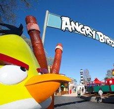 愤怒的小鸟领衔 全球最奇特20大主题公园