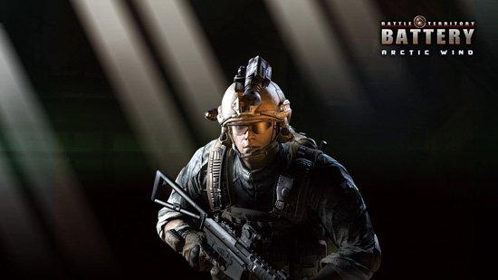 现代军事FPS游戏《Battery》