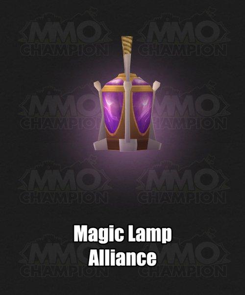大灾变附魔师的另类宠物 最新武器附魔特效预览