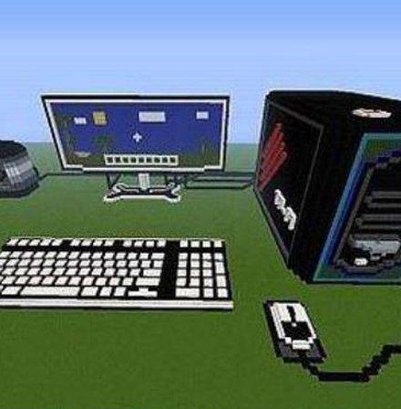 我的世界建造出的黑科技都有啥