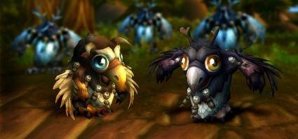 《魔兽世界》推两个新宠物 部分收入捐出