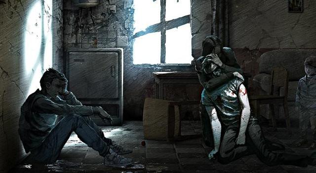 (拷问现实生活中玩家的道德,良知与心灵,成为了《这是我的战争》最大