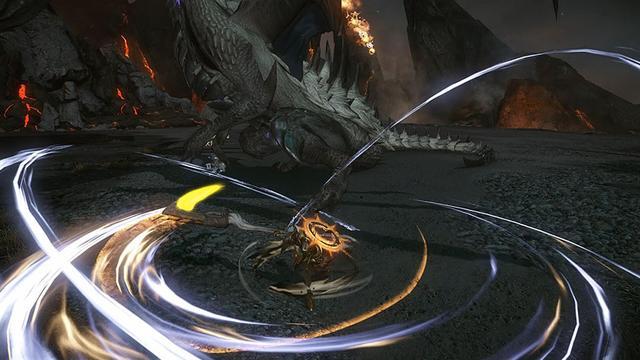 《怪物猎人OL》正式公测 雷狼龙斩斧解禁
