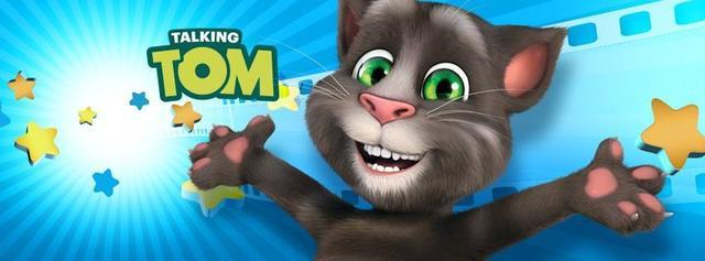 《会说话的汤姆猫》下载超30亿 同名电影制作