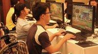 韩国举办残疾学生电竞大赛