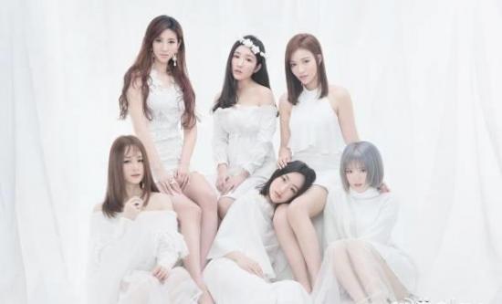 T-REX电竞女团宣传照