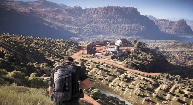 E3:《汤姆·克兰西之幽灵行动 荒野》明年3月