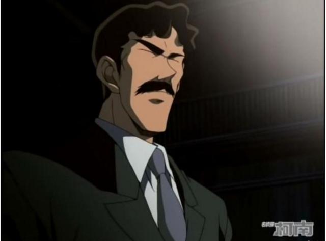 柯南中有实力摧毁黑衣组织的人或许是他?