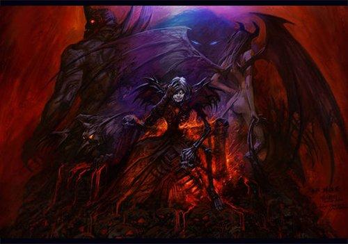 《巫妖王之怒》恶魔术士天赋加点解析
