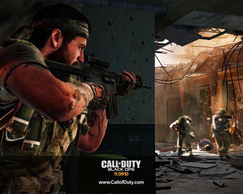 男子家中玩《使命召唤7》遭特种部队袭击