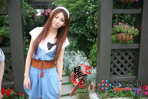 昆仑OL25日公测 闫凤娇邀您娇爽一夏