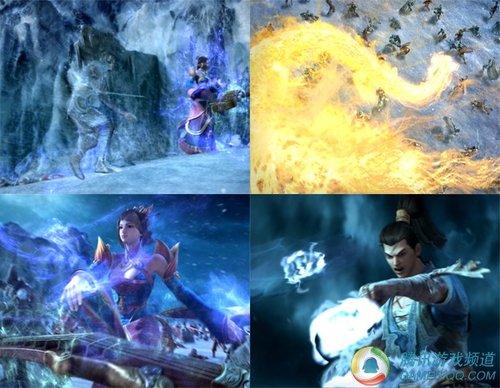 《热血江湖2》将在G-Star公开首部视频