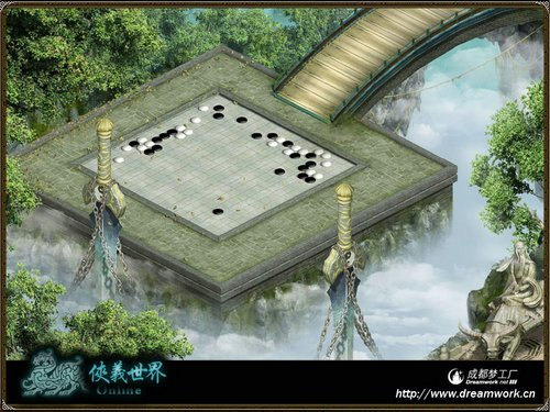 《侠义世界》游戏世界就是现实社会