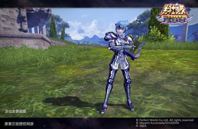 视频 激活码 网络游戏  魔铃,天鹰座白银圣斗士,相当优秀的女性圣斗士