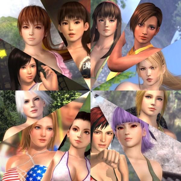 不再只是爆乳、丰臀,游戏中的女性角色进化