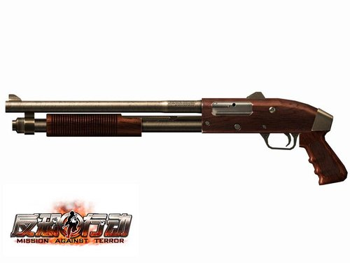 金山《反恐行动》全新牛仔武器