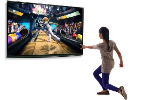除了双手 我们还能以什么方式操控游戏?