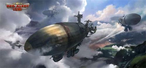 EA正版授权 红警OL手游10月17日不删档开测