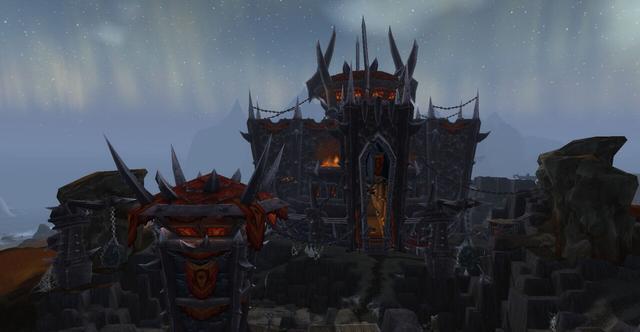 魔兽建筑手绘高清大图