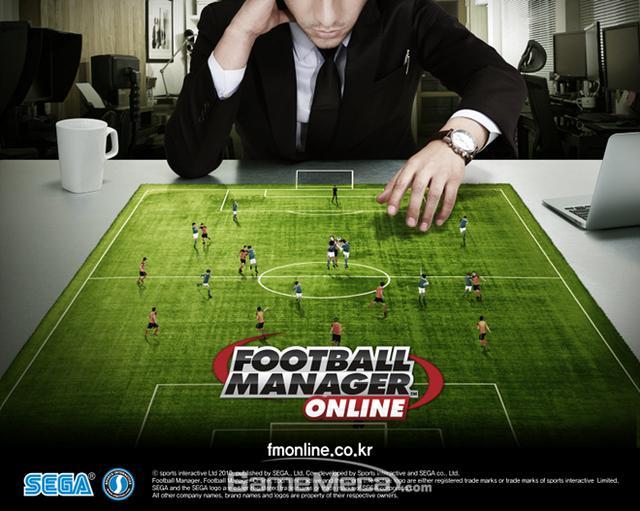 上着班踢欧冠!足球经理OL新宣传海报公开
