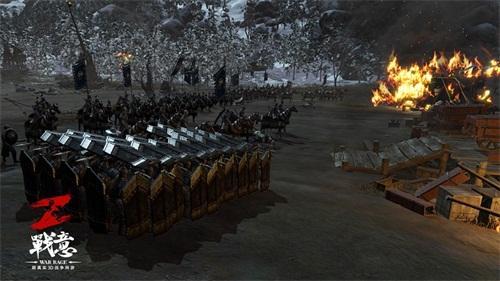 战意数10种兵玩法曝光 你们心里想的步兵、骑兵都有