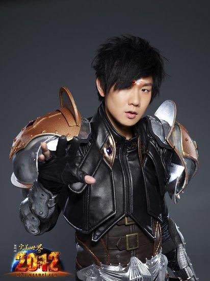 亚洲唱作歌王林俊杰代言完美国际2012
