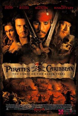 加勒比海盗2百度云