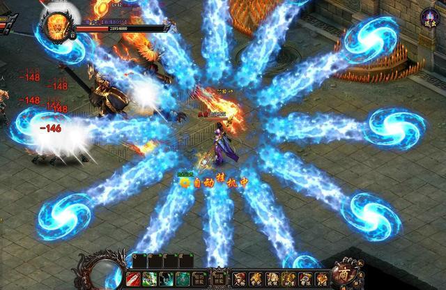 龙之炎黄魂:老套路新玩法 经典端游重制